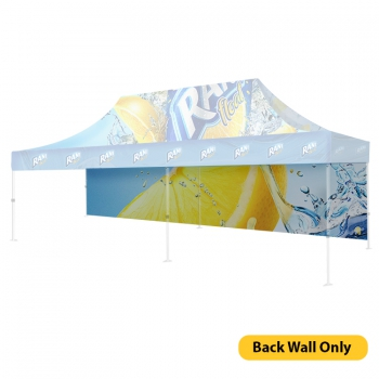 DisplayRabbit - Event Tent 20'x10′ – Back Wall Only