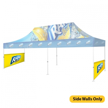 DisplayRabbit - Event Tent 20'x10′ – Side Walls Only