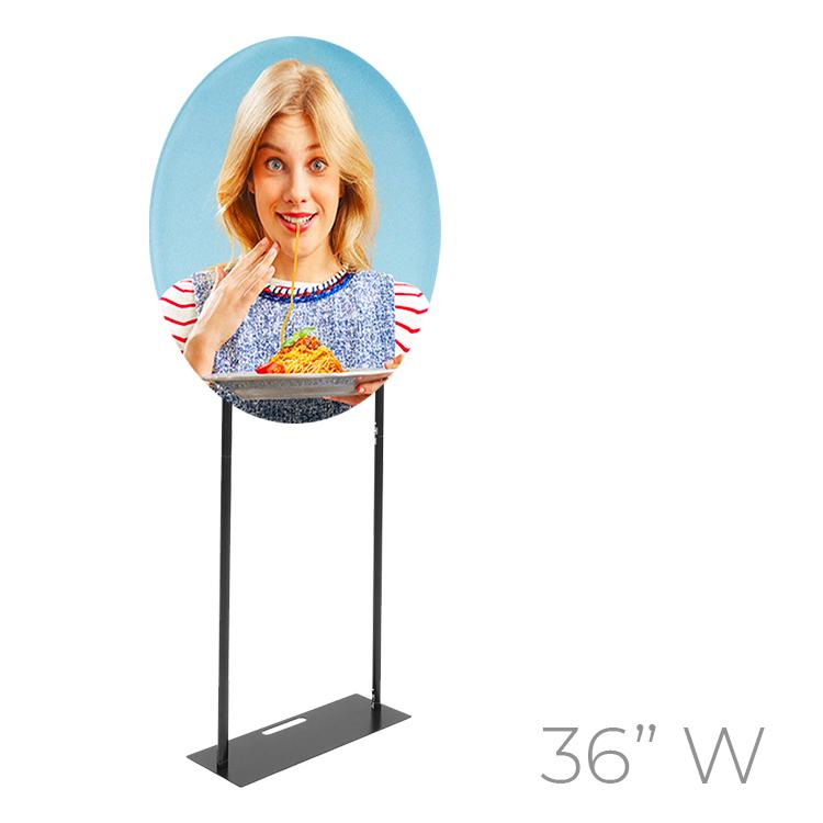 DisplayRabbit - The Modern – Orbital Stand – 36″