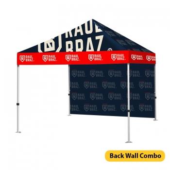 DisplayRabbit - Event Tent 10'x10′ – BackWall Combo
