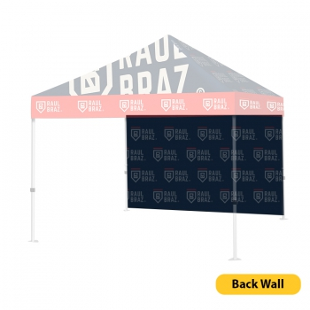 DisplayRabbit - Tent – Full Back Wall Only